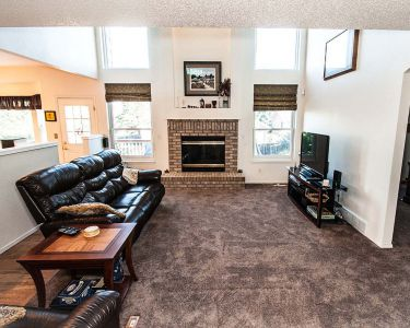 Professional real estate listing photography.