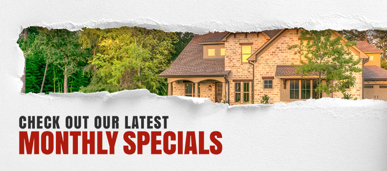 Save money on your home inspection with special deals from Boom-Gen Home Inspections