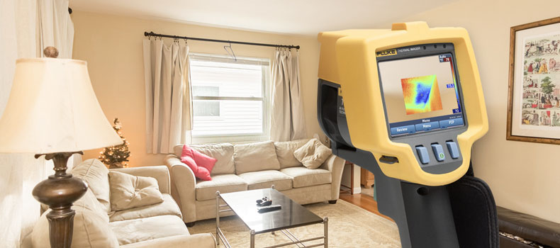 Get a thermal (infrared) home inspection from Boom-Gen Home Inspections